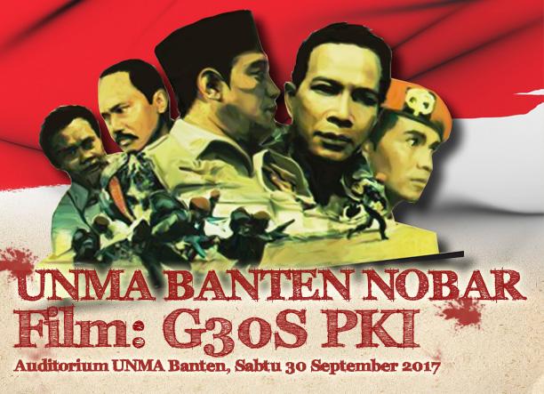 Nonton Bareng G30S-PKI