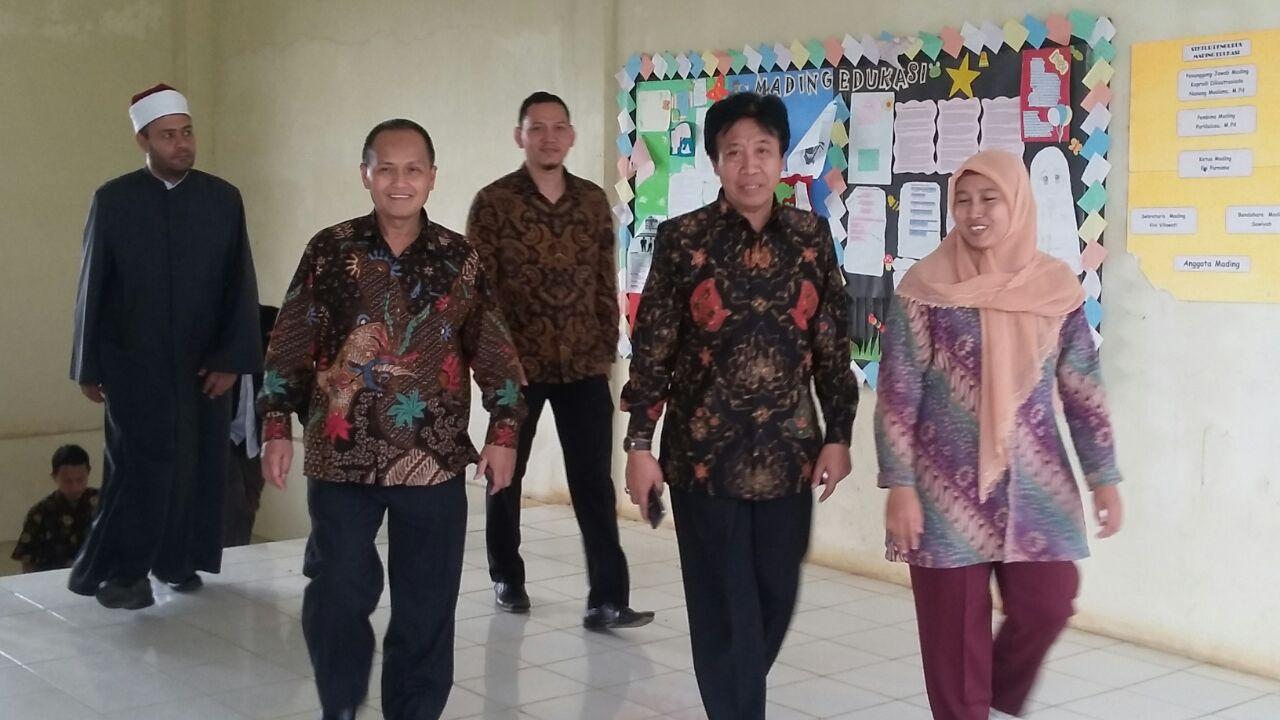 Pembinaan Dosen tetap UNMA Oleh Koordinator Kopertis Wil. IV Jabar Banten